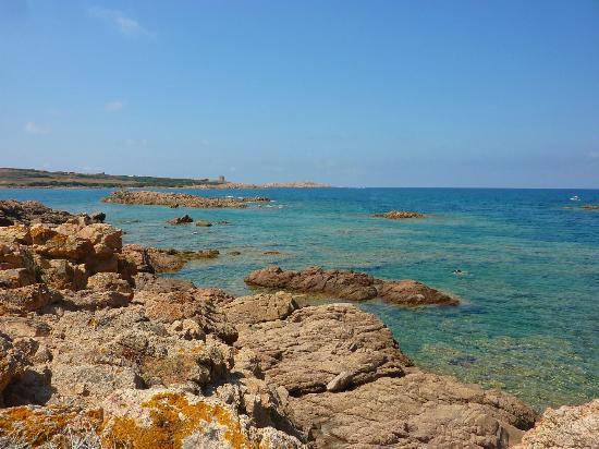 Spiaggia La Marinedda: La Marinedda