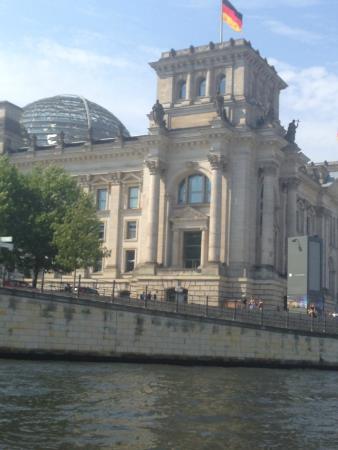 Berliner Wassertaxi-Stradtrundfarhten