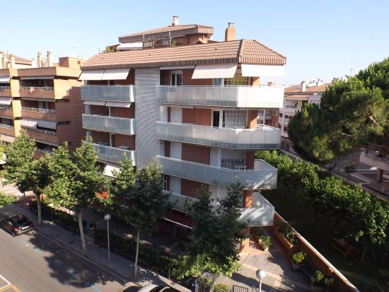 Hotel Tolosa : vistas
