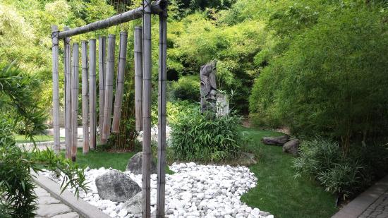Giardino Zen Foto Di I Giardini Di Castel Trauttmansdorff Merano