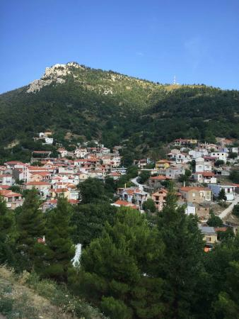 Vasiliki Guesthouse : View from balcony