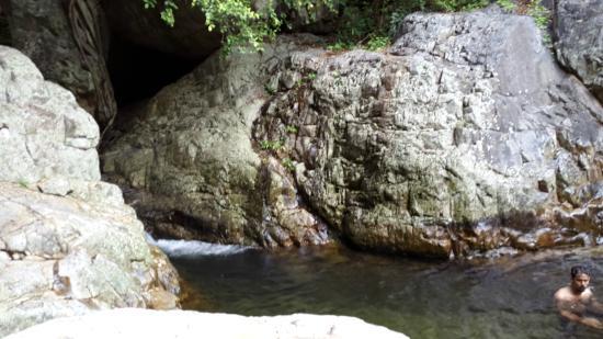 Tada Falls: mastti