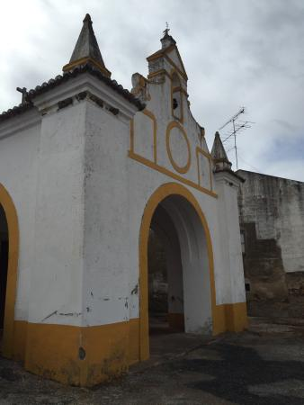 Alcacovas, Portugal: Ermida de São Pedro de Sequeiras