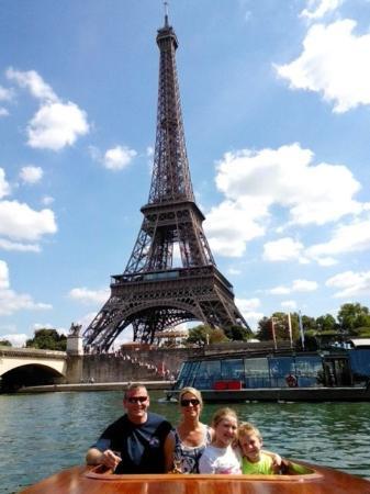 River Limousine : Paris