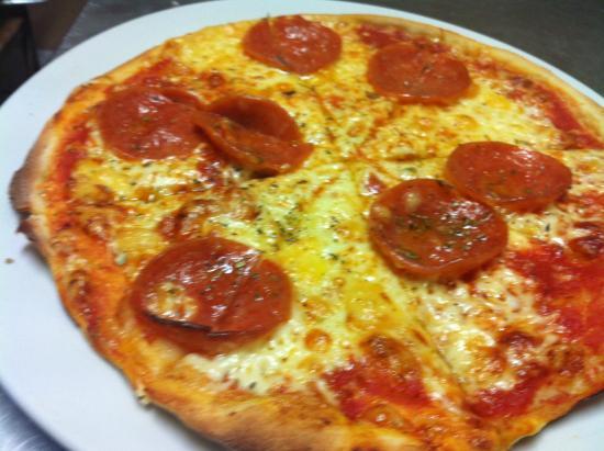 Little Italy: Pizza Rustica