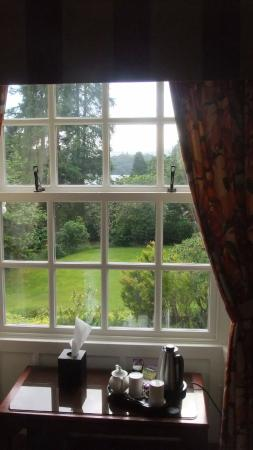 Briery Wood Country House Hotel: View from Hotel Room