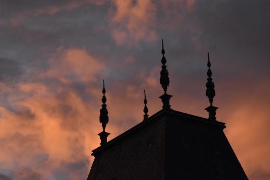 St-Denis-le-Thiboult, Frankrike: Un soir à Belmesnil