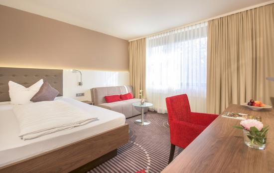 Hotel Fuchsen: Doppelzimmer