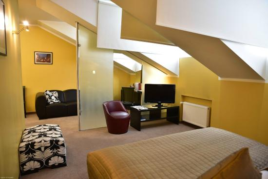 Gallery Park Hotel & Spa, a Chateaux & Hotels Collection: Junior Suite contemporary style