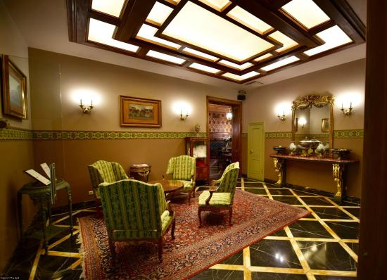 Gallery Park Hotel & Spa, a Chateaux & Hotels Collection: Gallery Lounge