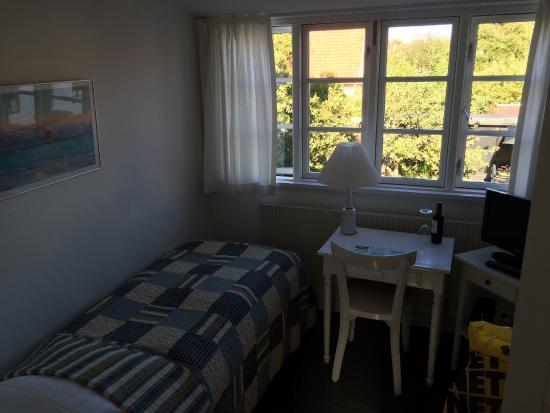 Badepension Marienlund : Dejligt, stemningsfuldt pensionat/hotel.