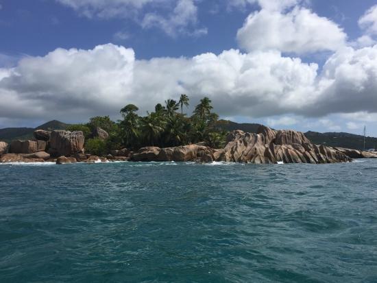 Praslin Island, Seychelles: Isola di Saint Pierre