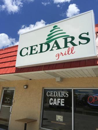 Cedars Grill