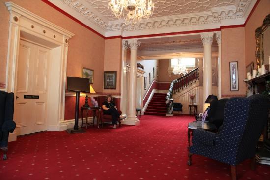Drogheda, Irlandia: Hall comedor