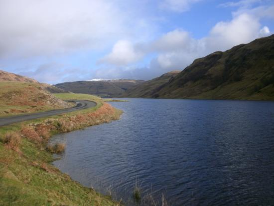 Argyll and Bute, UK: Loch Scammadale.