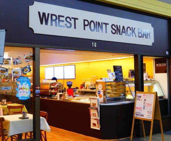 wrest point snack bar picture of wrest point snack bar adelaide tripadvisor. Black Bedroom Furniture Sets. Home Design Ideas
