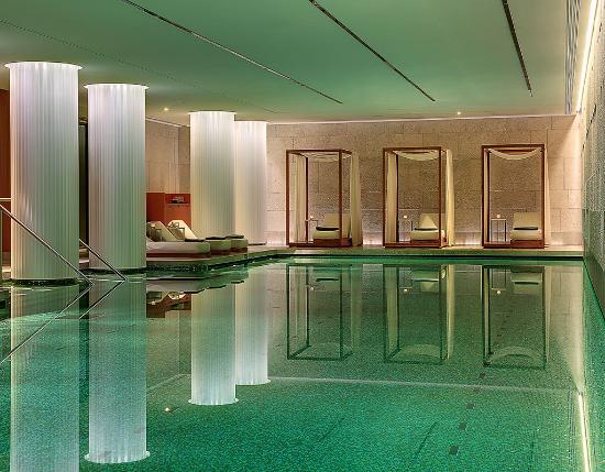 Bulgari Hotel, London : Pool