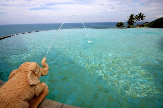 Samui Bayview Resort & Spa: Main Pool
