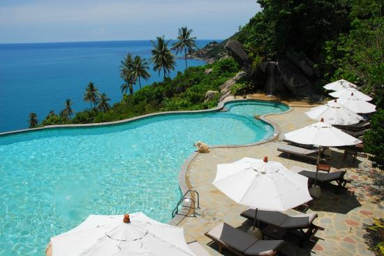 Samui Bayview Resort & Spa: Sunrise Main Swiming Pool