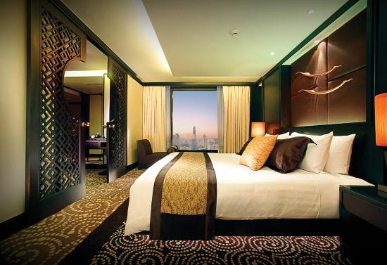 Banyan Tree Bangkok : Presidential Suite - Bedroom