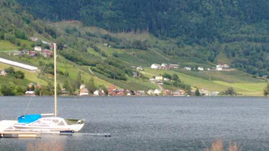 Ulvik Hotel: View from the hotel