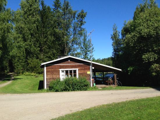 Sauna Kuva Matkailutila Sinibell Huhdasjarvi Tripadvisor