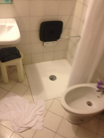 Grand Hotel Terme di Augusto: bagno
