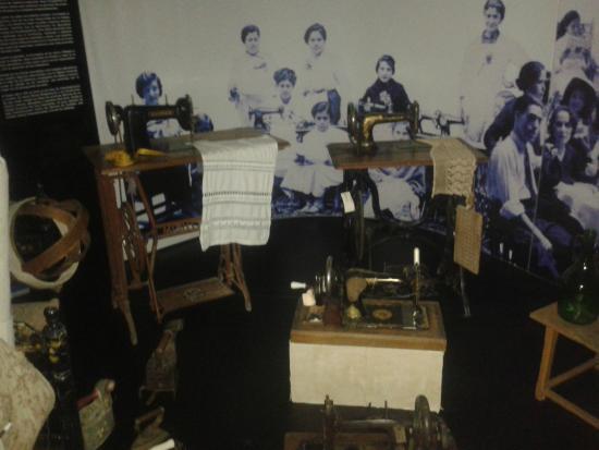 MUSEO HISTORICO DE ASPE: Maquinas de escribir