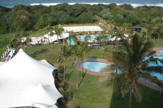 Breakers Resort: View from 8th floor.