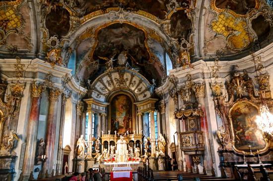 Wallfahrtskirche Mariäe Heimsuchung