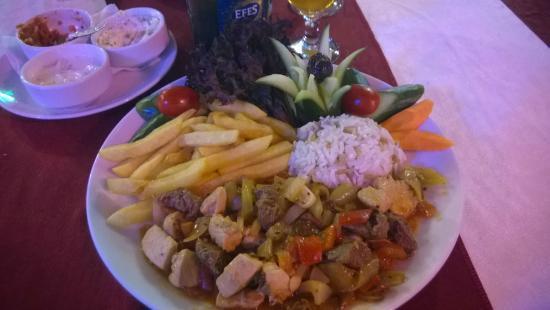 Yildiz Apart Restaurant
