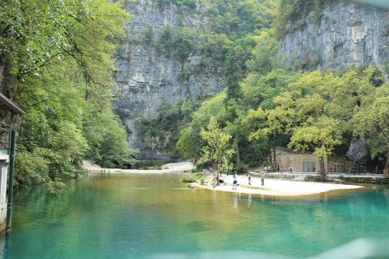 Grotte di Oliero