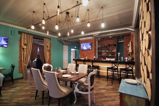 Wood Room Bar: Бар