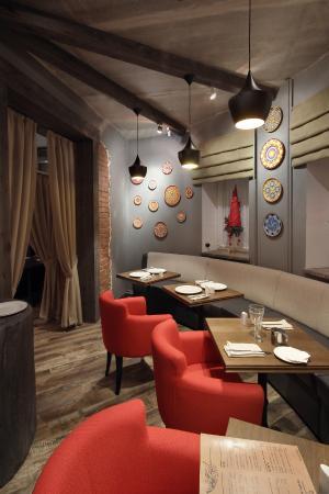 Wood Room Bar: Вятский зал