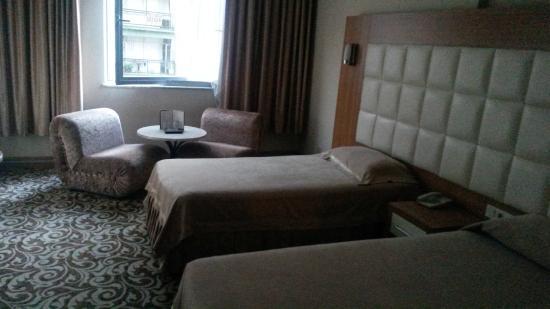 Gurtas Hotel: DBL room