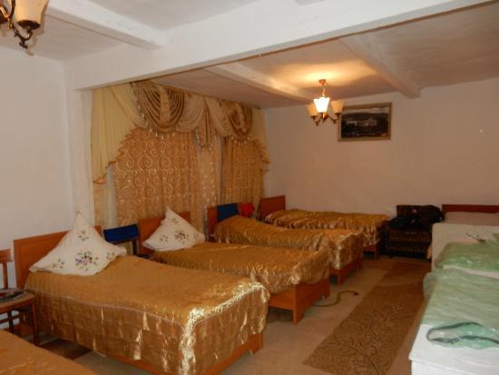 Kasakhstan: Комната, где мы переночевали