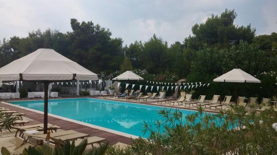 Camping Villaggio Scialmarino