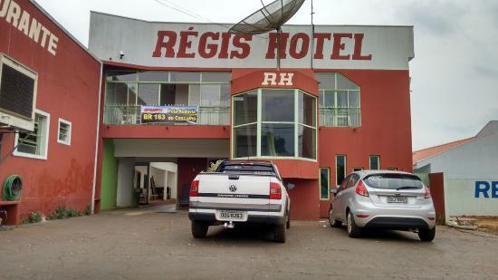 Regis Hotel Restaurante o Cacique