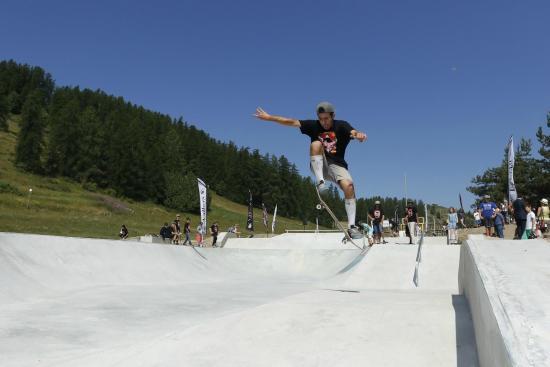 Skate Park et Pump Track