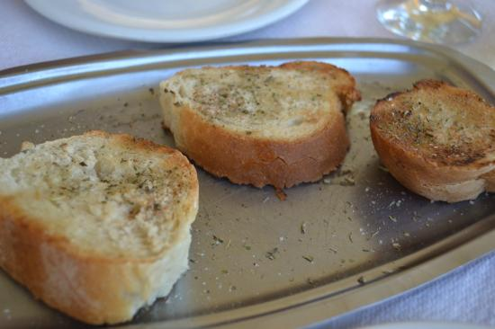 Agios Prokopios, Yunani: Хлеб