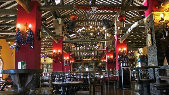 Murtas, Spanyolország: Restaurante 4V