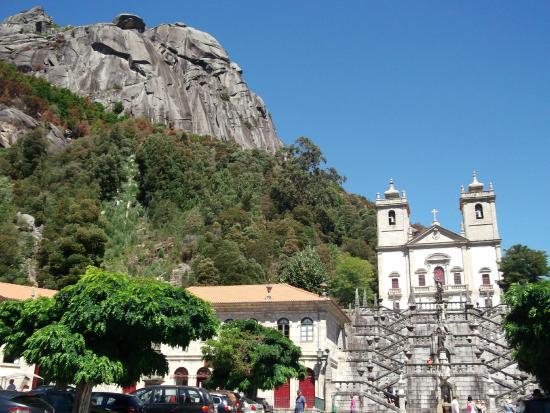 Santuário de Nossa Senhora da Peneda: Santuário