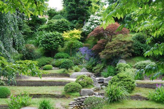 For t bleue picture of albert kahn musee et jardins - Jardin japonais boulogne billancourt ...