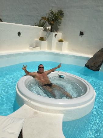 Bahiazul Villas & Club: Que maravilla de jacuzzi