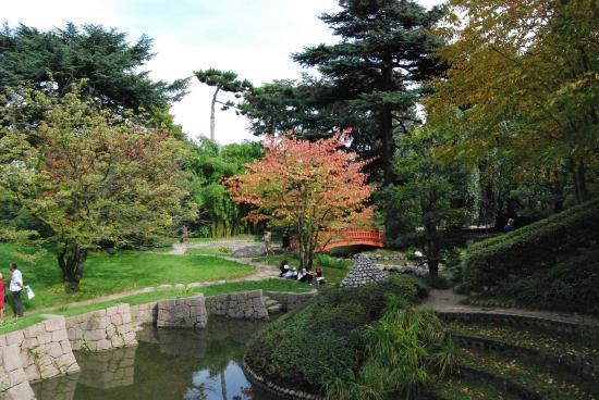 For t bleue picture of albert kahn musee et jardins - Mobilier jardin hiver boulogne billancourt ...