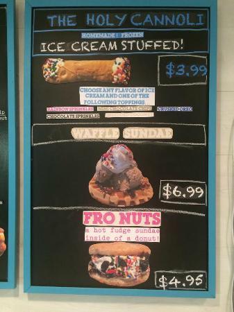 Holy Cow Ice Cream Cafe