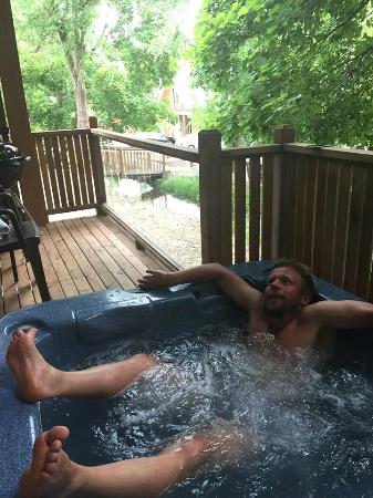 River's Edge Resort: Relaxing