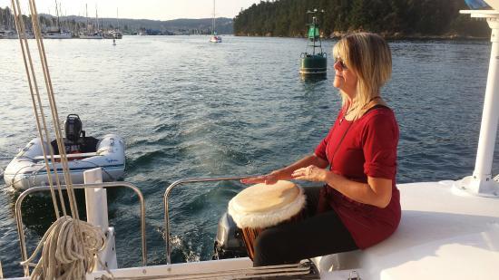 Nanaimo, Canada: Vancouver Island Catamaran Sailing