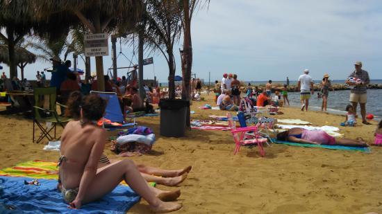 Kentmorr Island Beach
