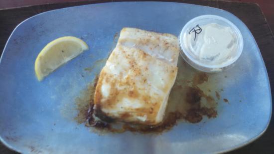 Kentmorr Restaurant and Crab House: Rockfish